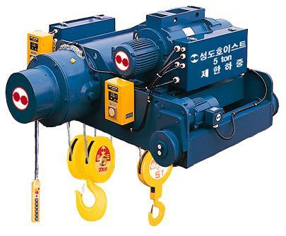 Pa lăng cáp điện tải trọng lớn HKD