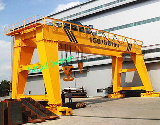 Cổng trục dầm đôi 30 tấn HKD sản xuất và cung cấp