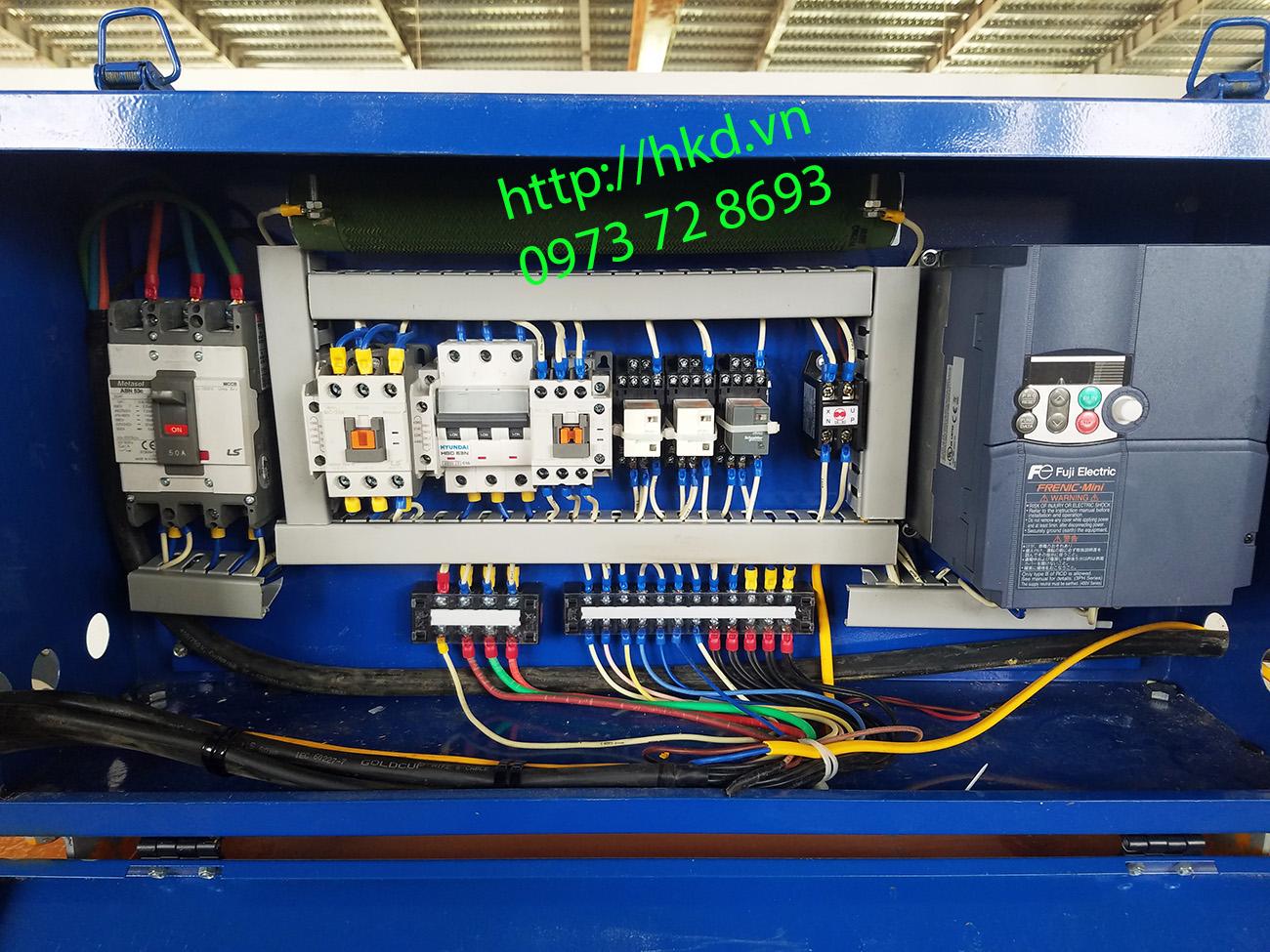Tủ điện điều khiển cầu trục dầm đôi