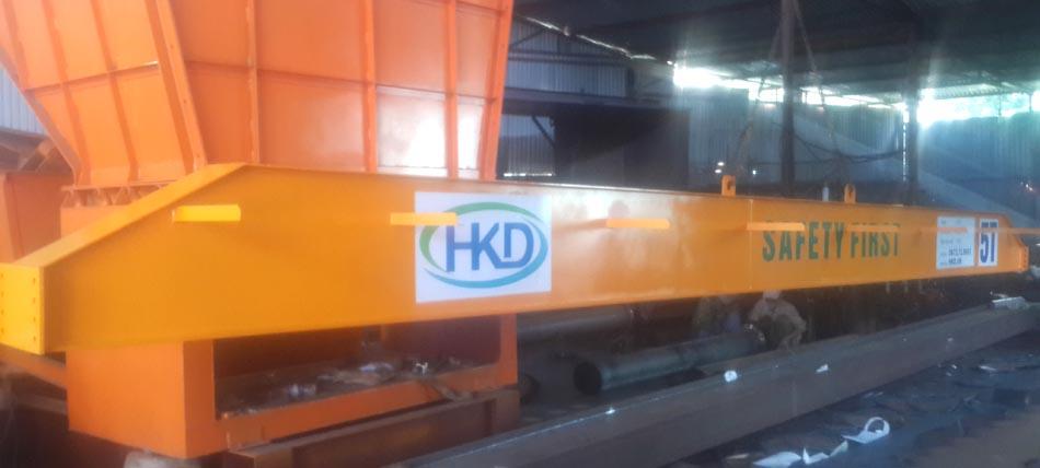 Dầm chính cầu trục dầm đơn 5 tấn HKD
