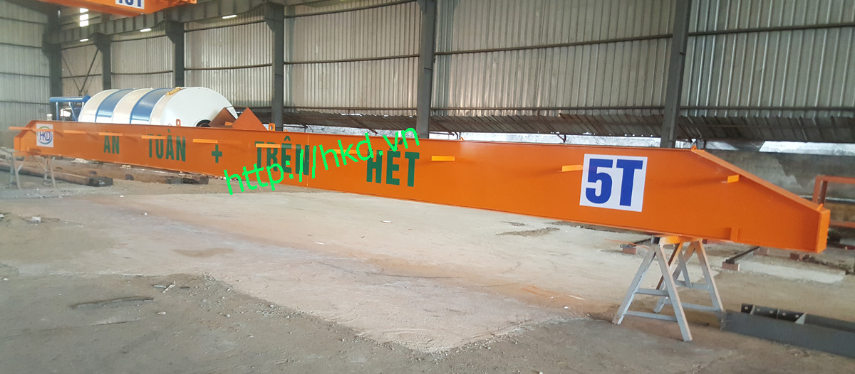 Dầm cầu trục HKD 5 tấn