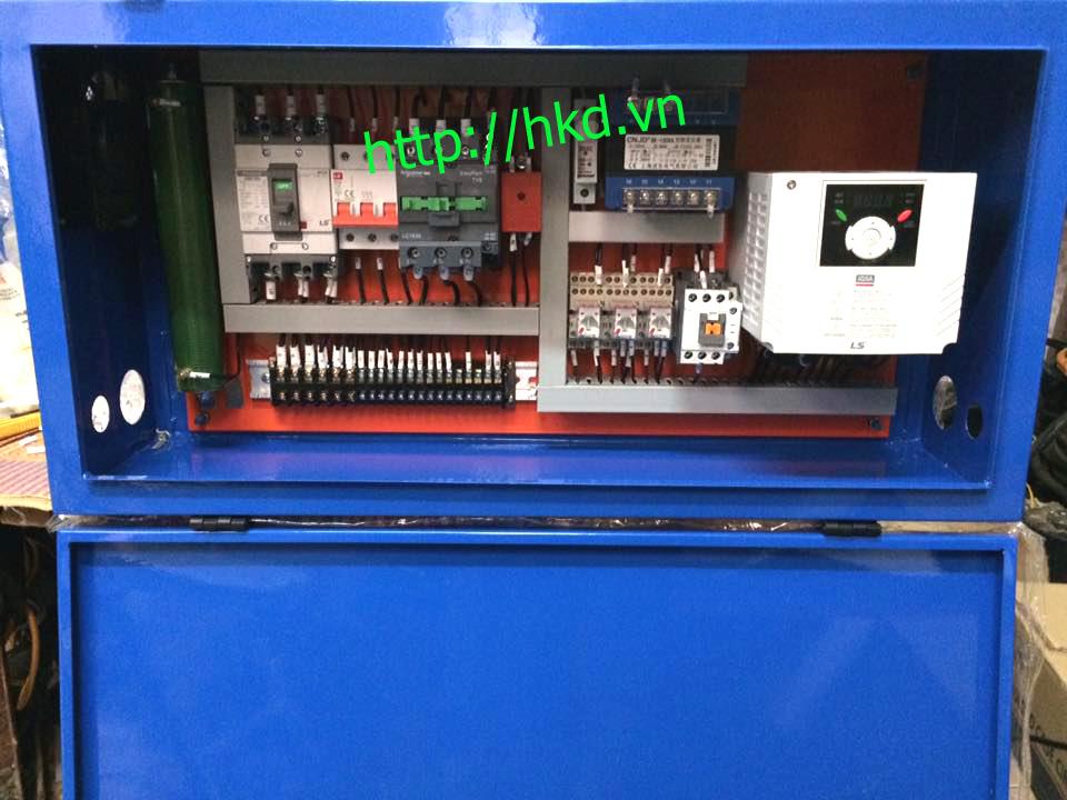 Tủ điện dùng biến tần LS - Hàn Quốc