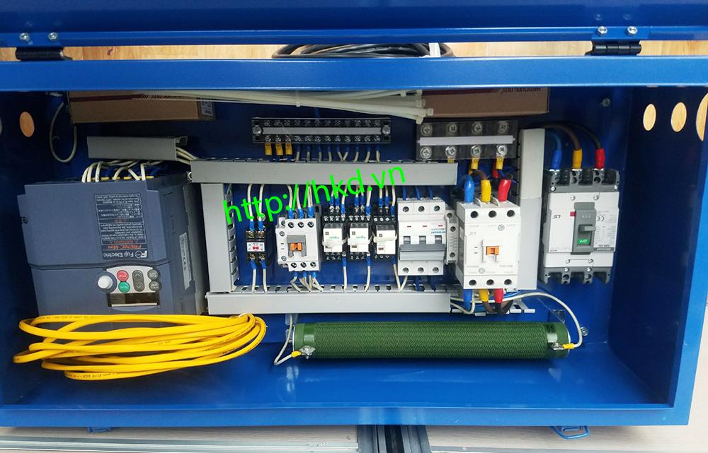 Tủ điện điều khiển cầu trục 10 tấn HKD